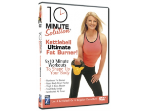 10 Minute Solution - Ultimate Kettleball Fat Burner (DVD)