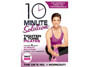 10 Minute Solution - Tighten And Tone Pilates With Band (DVD)