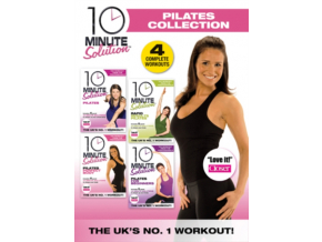 10 Minute Solution - The Pilates Collection (DVD)