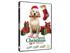 The Dog Who Saved Christmas Collection (DVD)