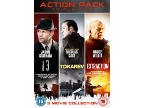 Action Triple (Tokarev  13  Extraction) (DVD)