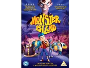 Monster Island (DVD)
