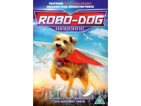 Robo-Dog: Airborne (DVD)
