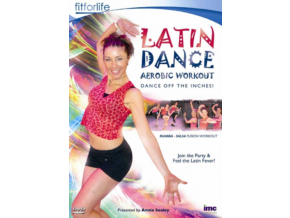 Latin Dance Aerobic Workout – Dance Off The Inches (DVD)