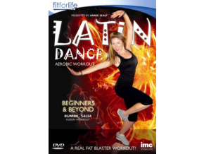 Latin Dance Aerobic Workout - Beginners & Beyond (DVD)