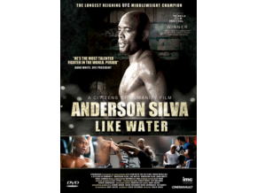 Anderson Silva - Like Water - Award Winning Film Documentary Of The Middleweight UFC Champion (DVD)