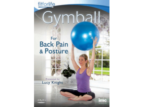 Gymball For Back Pain And Posture (DVD)