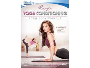 Roxys Yoga Conditioning Total Body Workout - Fit for Life Series (DVD)