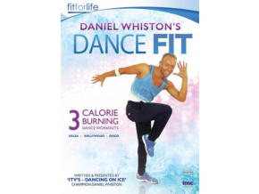 Daniel Whiston's (ITV's Dancing on Ice Champion) Dance Fit - 3 Calorie Burning Dance Workouts - Bollywood  Disco and Salsa (DVD)