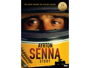 Ayrton Senna Story (DVD)