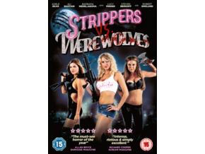 Strippers vs Werewolves (DVD)