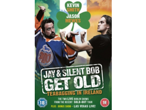 Jay And Silent Bob Get Old - Teabagging In Ireland (DVD)