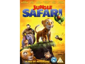 Jungle Safari (DVD)