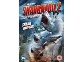 Sharknado 2: The Second One (DVD)