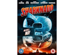 Sharknado 3: Oh Hell No! (DVD)