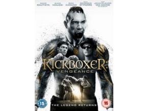 Kickboxer: Vengeance (DVD)