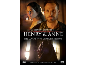 Henry VIII & Anne Boleyn -The Lovers Who Changed History (as seen on Channel 5) Presented by Suzannah Lipscomb [DVD]