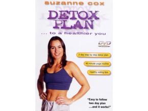 Suzanne Cox-Detox Plan. (DVD)
