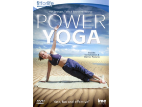 Power Yoga-Susan Fulton (DVD)
