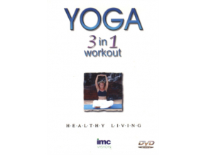 Yoga-3 In 1 Workout (DVD)