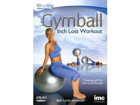 Gymball Inch Loss Workout – Fit for Life Series (DVD)