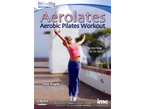 Aerolates - Aerobic Pilates Fit for Life (DVD)