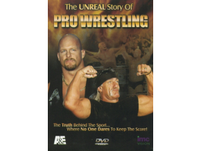 The Unreal Story of Pro Wrestling (DVD)