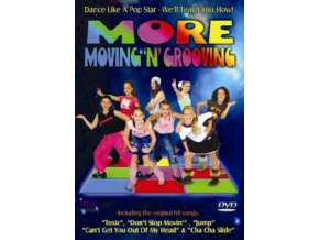 More Moving And Grooving (DVD)