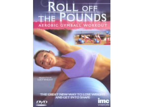 Roll Off The Pounds - Aerobic Gymball Workout (DVD)