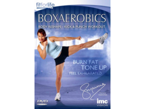 Boxaerobics - Body Re-Shape  Kick And Punch Workout (DVD)