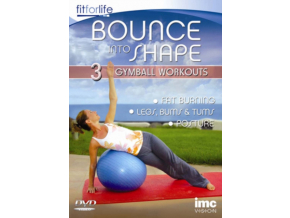 Bounce Into Shape - 3 In 1 Gymball Workout (DVD)