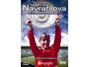Martina Navratilova (DVD)