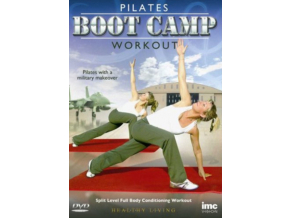 Pilates Boot Camp Workout (DVD)
