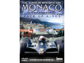 The Monaco Grand Prix - Race Of Kings (DVD)
