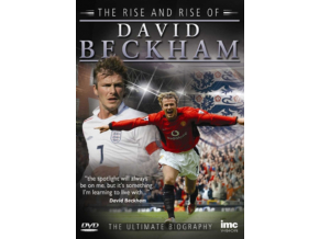 David Beckham - The Rise And Rise Of (DVD)
