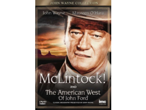 John Wayne - Mclintock / The American West Of John Ford (DVD)