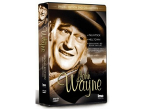 John Wayne Collection - Mclintock + Hell Town + John Wayne Bigger Than Life + The American West of John Ford (DVD)