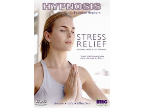 Stress Relief – Hypnosis with Susan Hepburn (DVD)