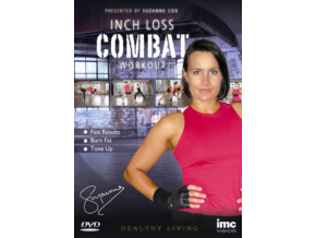 Inch Loss Combat Workout - Suzanne Cox (DVD)