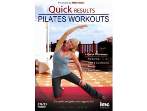 Quick Results Pilates Workout (DVD)
