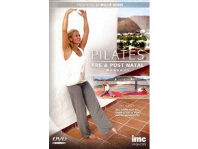 Pre And Post Natal Pilates (DVD)