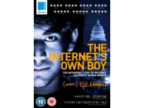 The Internet's Own Boy: The Story of Aaron Swartz (DVD)