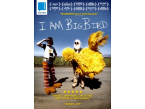 I Am Big Bird (DVD)