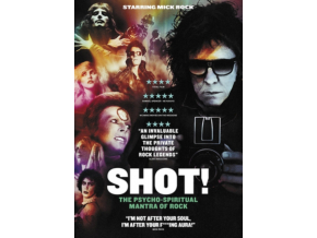 SHOT! The Psycho-Spiritual Mantra of Rock (DVD)