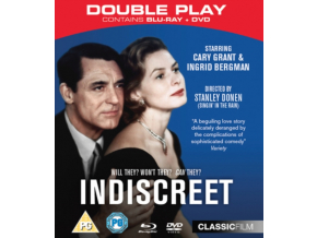 Indiscreet - Collector's Edition [Dual Format]