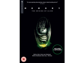 Memory: The Origins of Alien (DVD)