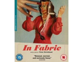 In Fabric [Blu-ray]