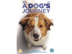 A Dog's Journey (2019) (DVD)