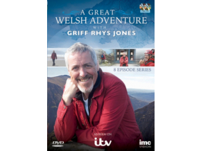 A Great Welsh Adventure With Griff Rhys Jones - As Seen on ITV1 (DVD)