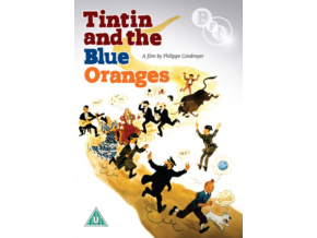 Tintin And The Blue Oranges (DVD)